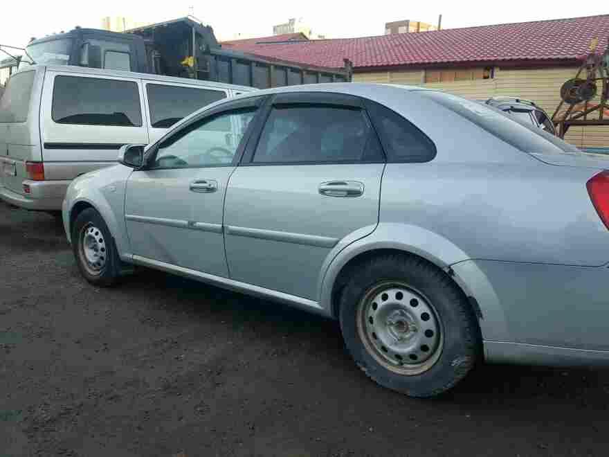 Chevrolet после ремонта кузова фото