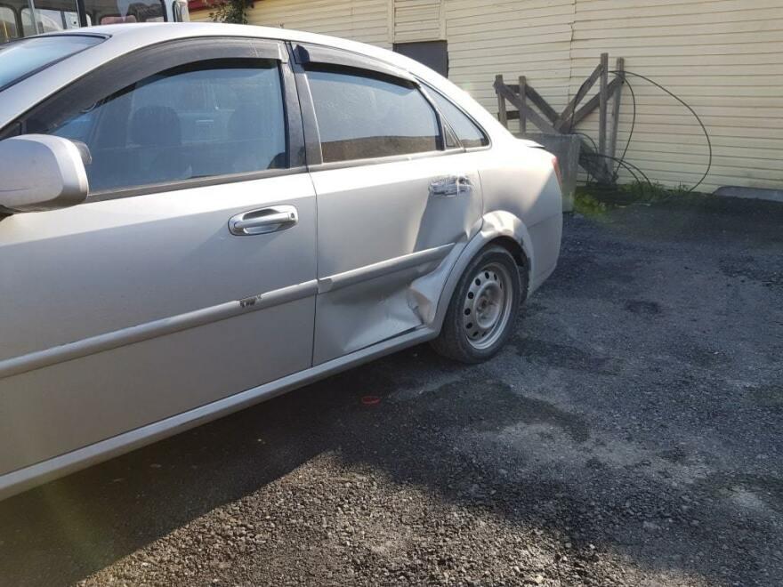 Chevrolet до ремонта кузова фото