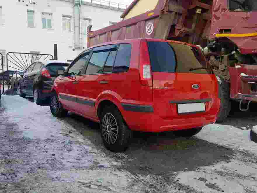 Ford после ремонта кузова фото